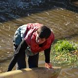 Rutinní vylévání vody