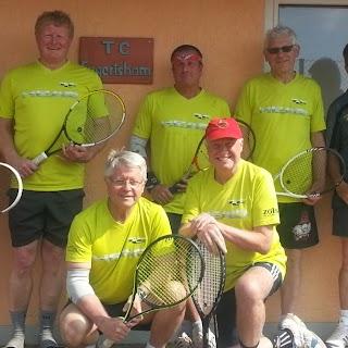 Herren 50 - Mannschaft 2015