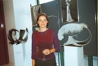 Kirsty Jones 02 Expo Crédit Agricole 2001 Cossé