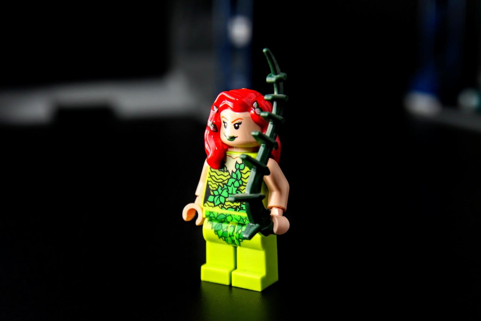 "Poison Ivy;毒藤女,在黑歷史""急凍人""之後就沒有在真人電影出現過了"