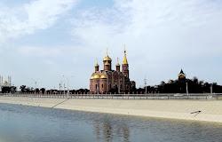 Pravoslavni hram u Aktobeu