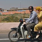 Hijab probably is as safe as a helmet