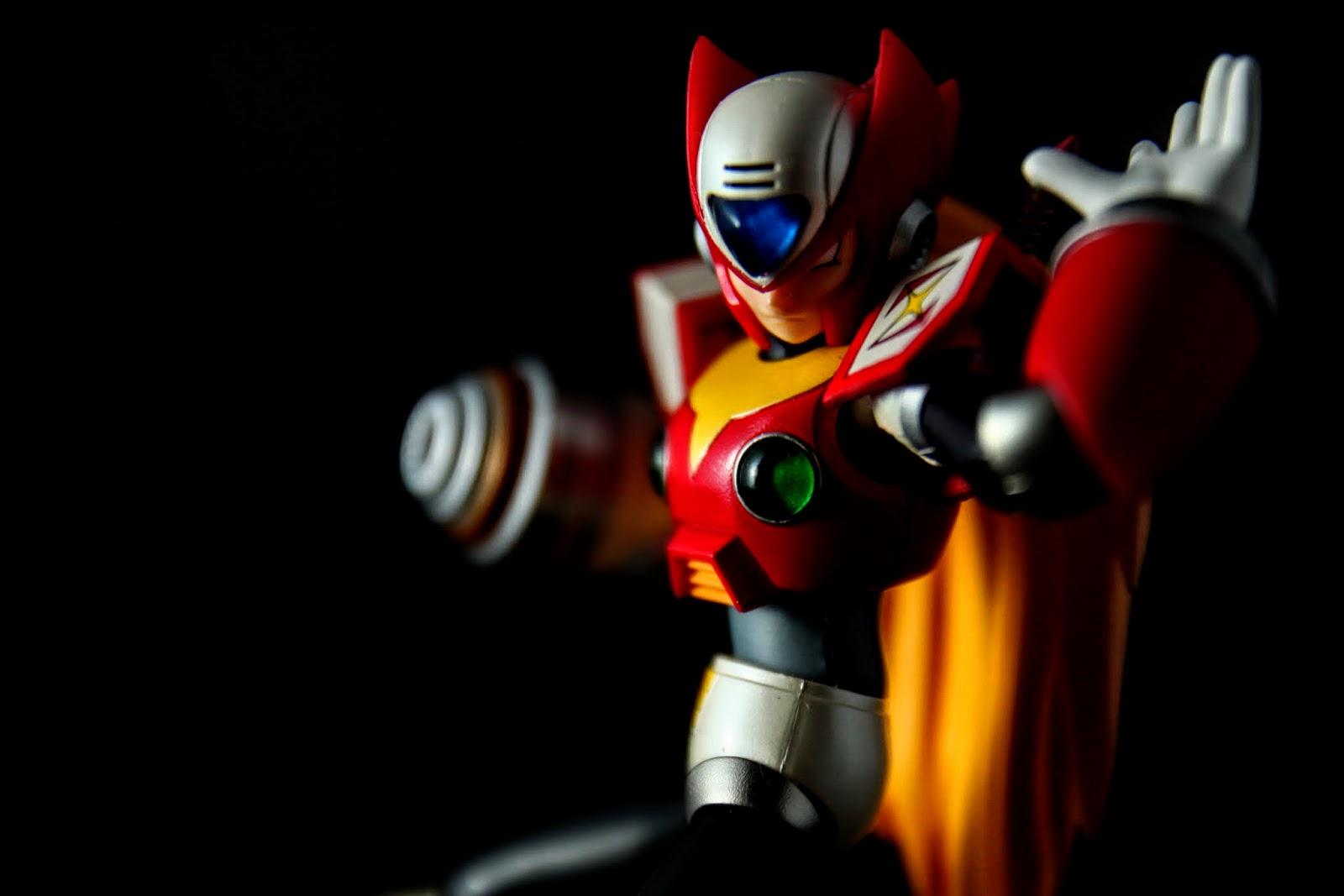 光束刀設定是從X3開始, 前面ZERO還是都用手砲在作戰