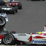 Cristiano da Matta, Toyota TF104