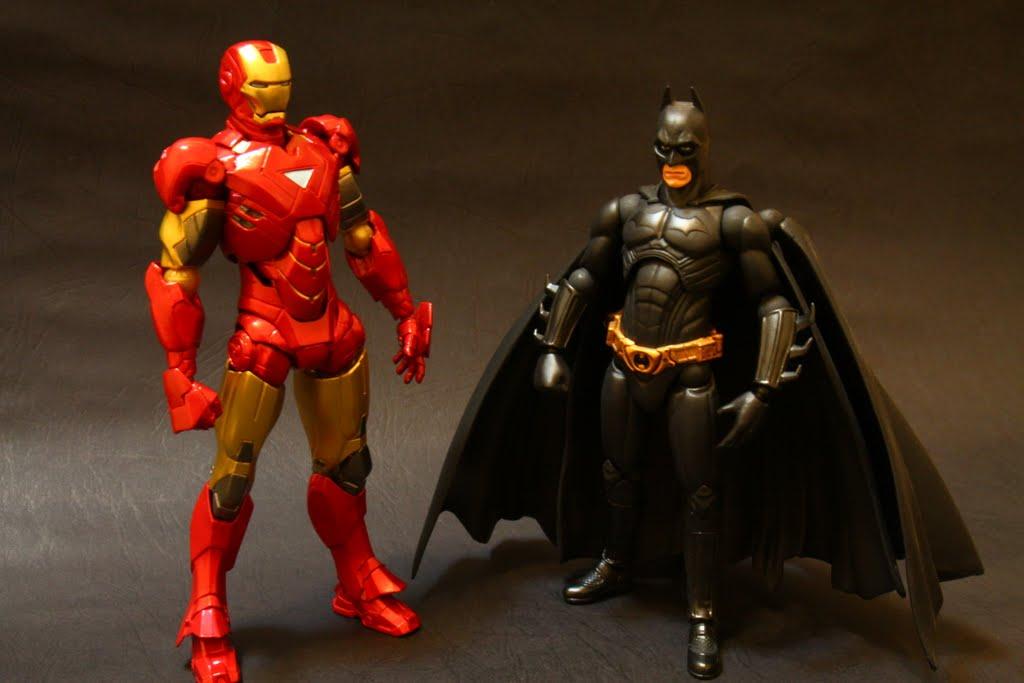 跟蝙蝠俠比起來這款的表現好太多了