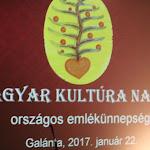 A Csemadok emlékünnepségét január 22-én tartották meg