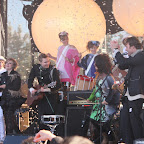 Sigur Ros and Bjork - Iceland's biggest stars gave a free concert on 28th of June in protest to development of heavy industry in the country