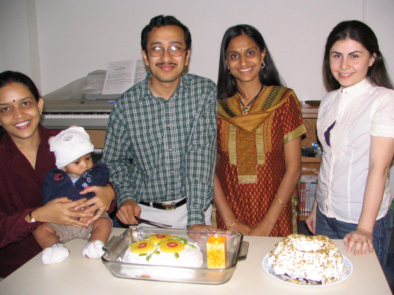 Vaibhav's Birthday