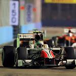 Vitantonio Liuzzi, HRT F111