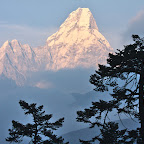 Ama Dablam - the most beautiful peak in Everest region
