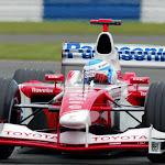 Mika Salo Toyota TF102