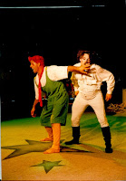 Cirque Jo Bullit 08 Un clown dans la ville 1997 Montigné