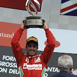 Fernando Alonso Wins!
