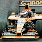 Jos Verstappen Arrows A22 Asiatech