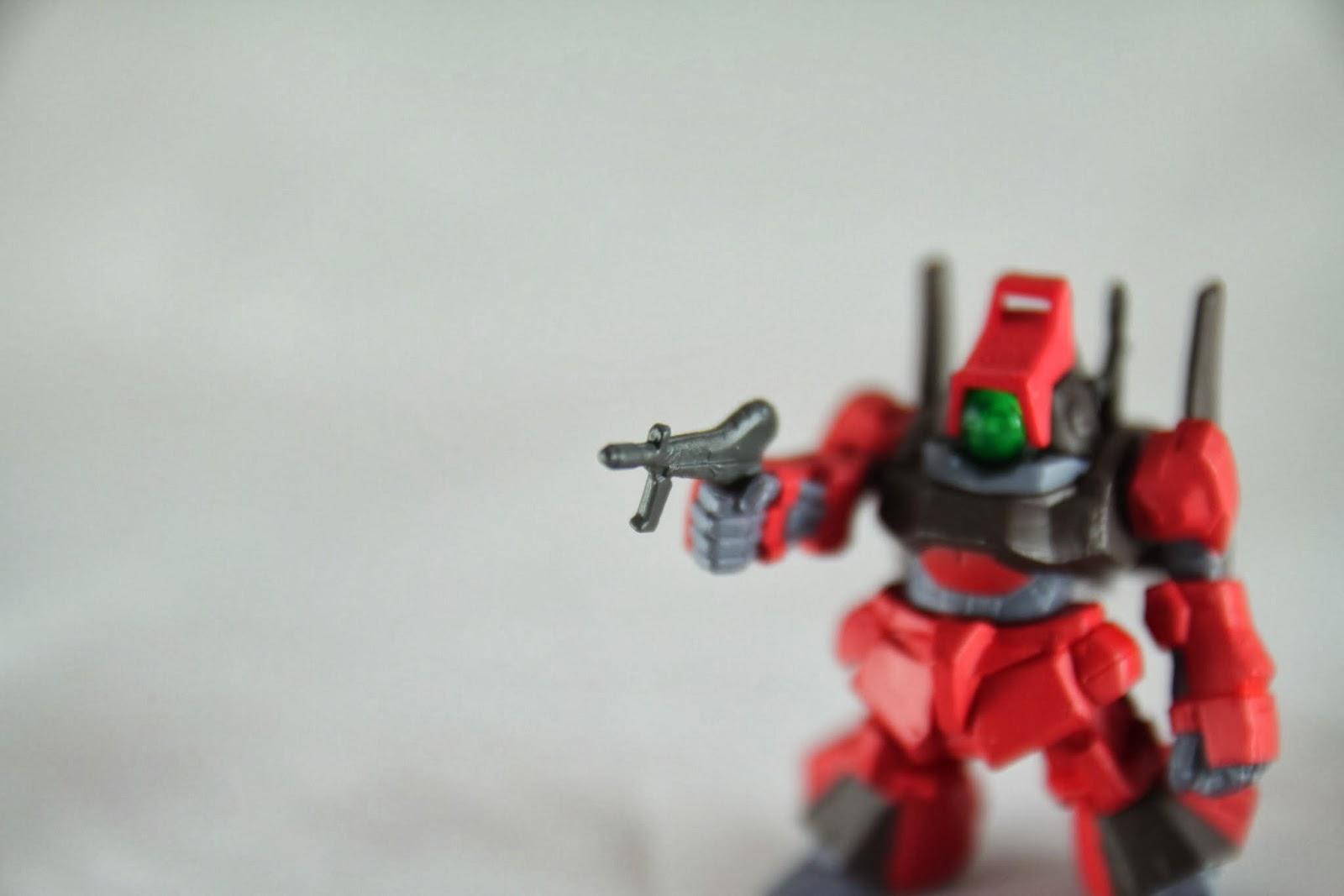 小光束槍真的很小 出力也很小
