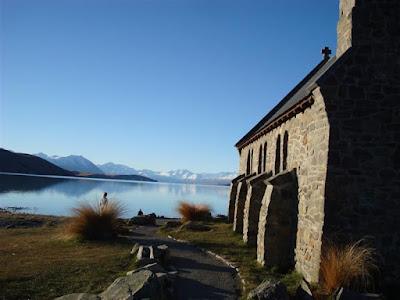 Church of the Good Sheppard, Lake Tekapo
