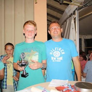 Vereinsmeisterschaften Junioren 2012