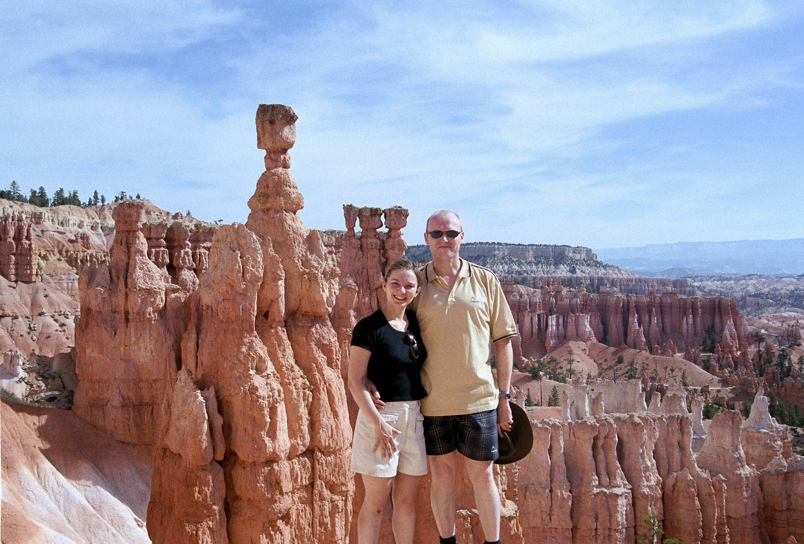 Us and Some Hoodoos