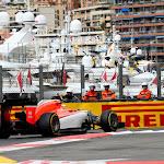Roberto Merhi, Manor Marussia MR03