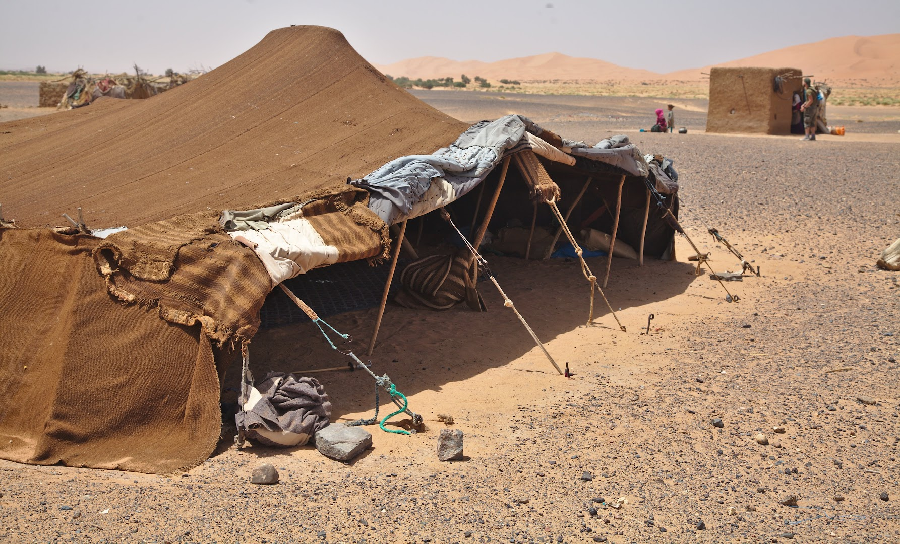 Berber chill-out tent