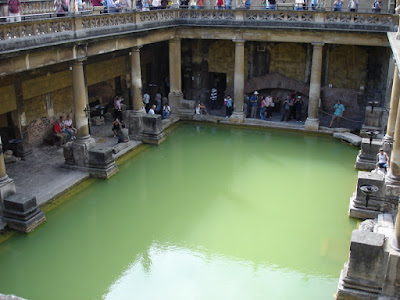Bath's Roman Baths
