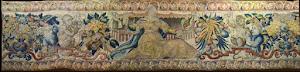 Гобелен XVII век. 220/58 см.