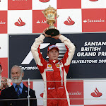 Kimi Raikkonen wins the 2007 F1 GP of Britain