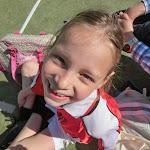 Schoolkorfbal - training en toernooi 2014