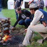 Slavnostní zapálení závěrečného ohně (2)