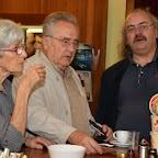 Arlette et Paul SCHNEIDER en compagnie de Luc RECORDON, Conseiller aux États