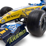 Renault R26 launch