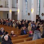 11 lutego 2017r.  Msza św o godz. 11.00 z udzieleniem Sakramentu chorych oraz spotkanie .
