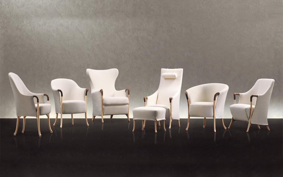Chair Progetti white