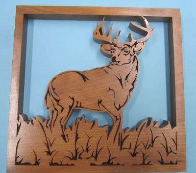 Deer Jacob Fowler