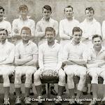 Crescent College Junior Cup Team 1959-60