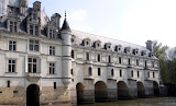The chateau at Chenonceau