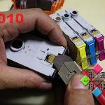 拆卸原廠晶片2