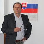 Hajtman Béla, az Alsóbodoki Magán Szakközépiskola igazgatója mutatta be aszórványban lévő intézményüket