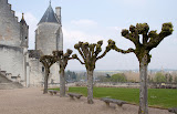 The citadel at Loches