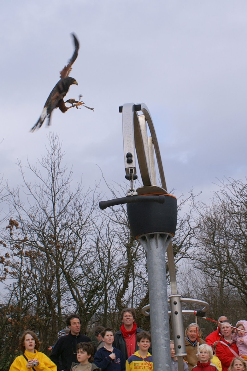 Opening Speeltuin en Roofvogelshow 17 maart 2007 - Nr_060