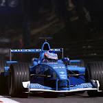 Jenson Button, Benetton B201 Renault