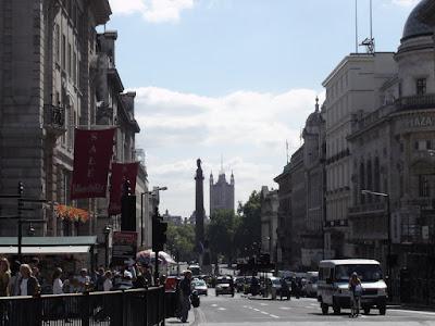Back at Trafalger Square