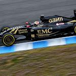 Pastor Maldonado - Lotus F1 E23