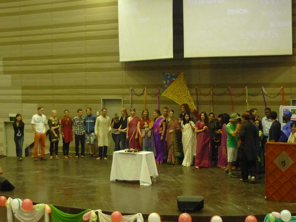 Welcome Party of TISS