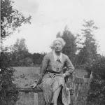 Miss Wheatley circa 1933