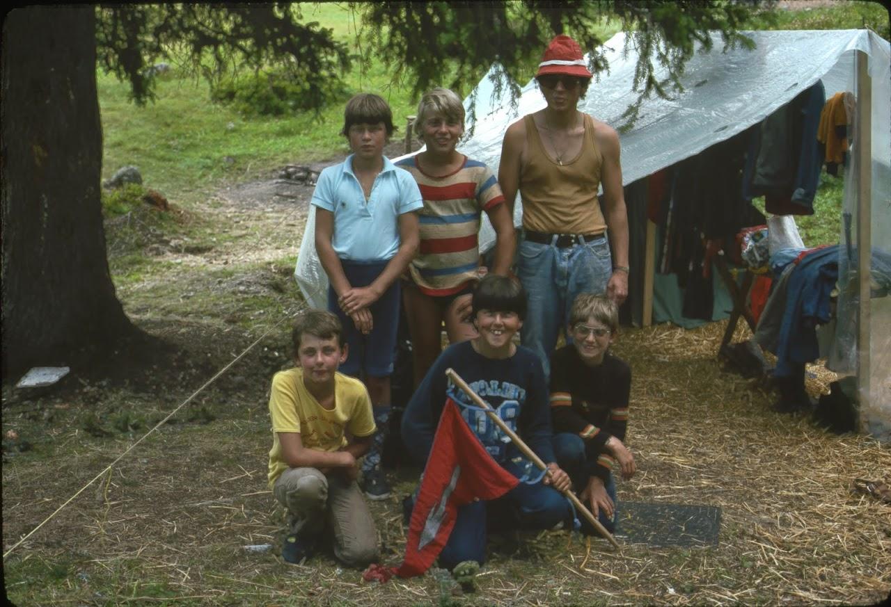1981 Sommerlager JW - SolaJW81_106