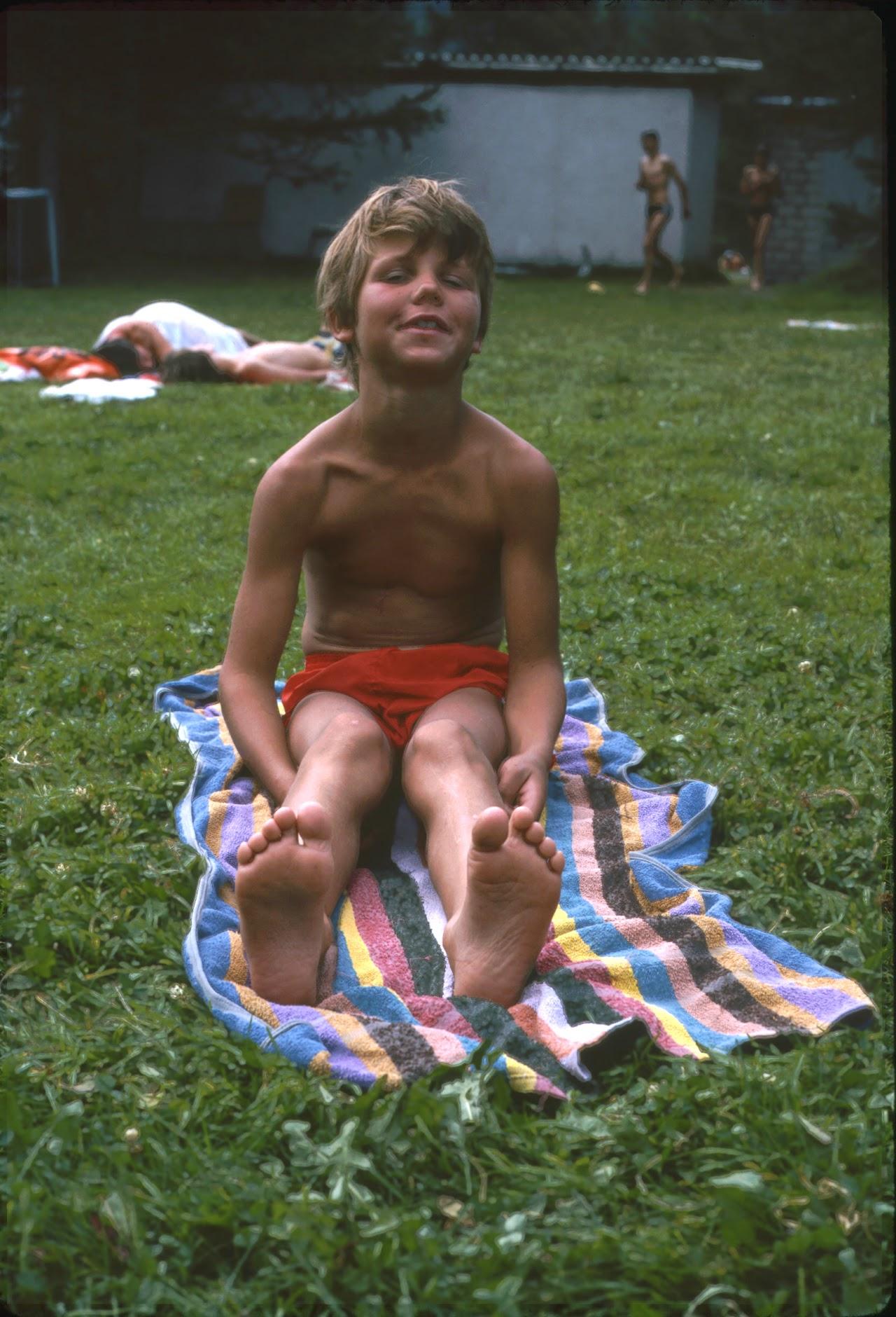 1981 Sommerlager JW - SolaJW81_080