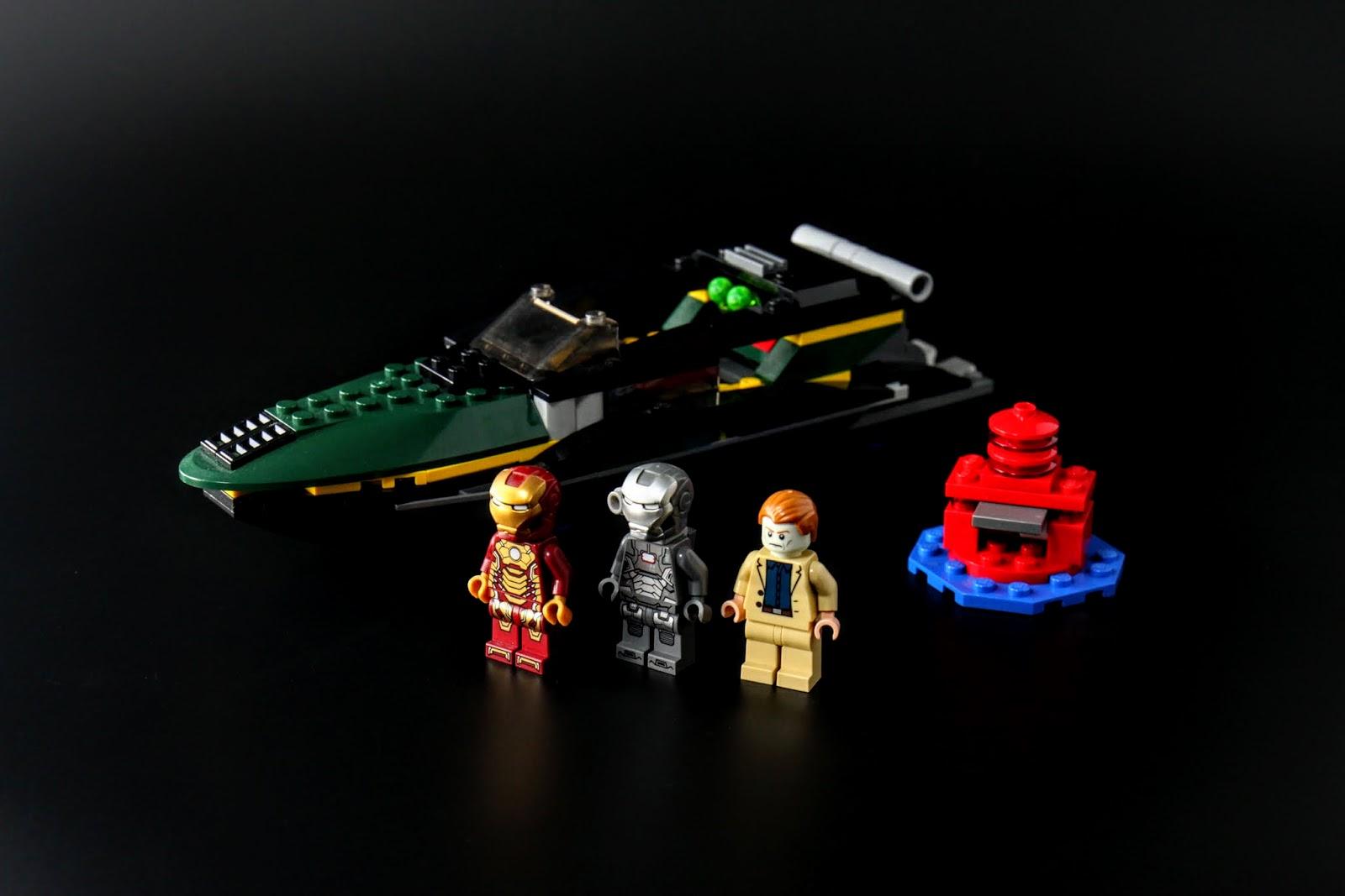 LEGO絕境海港之戰SET
