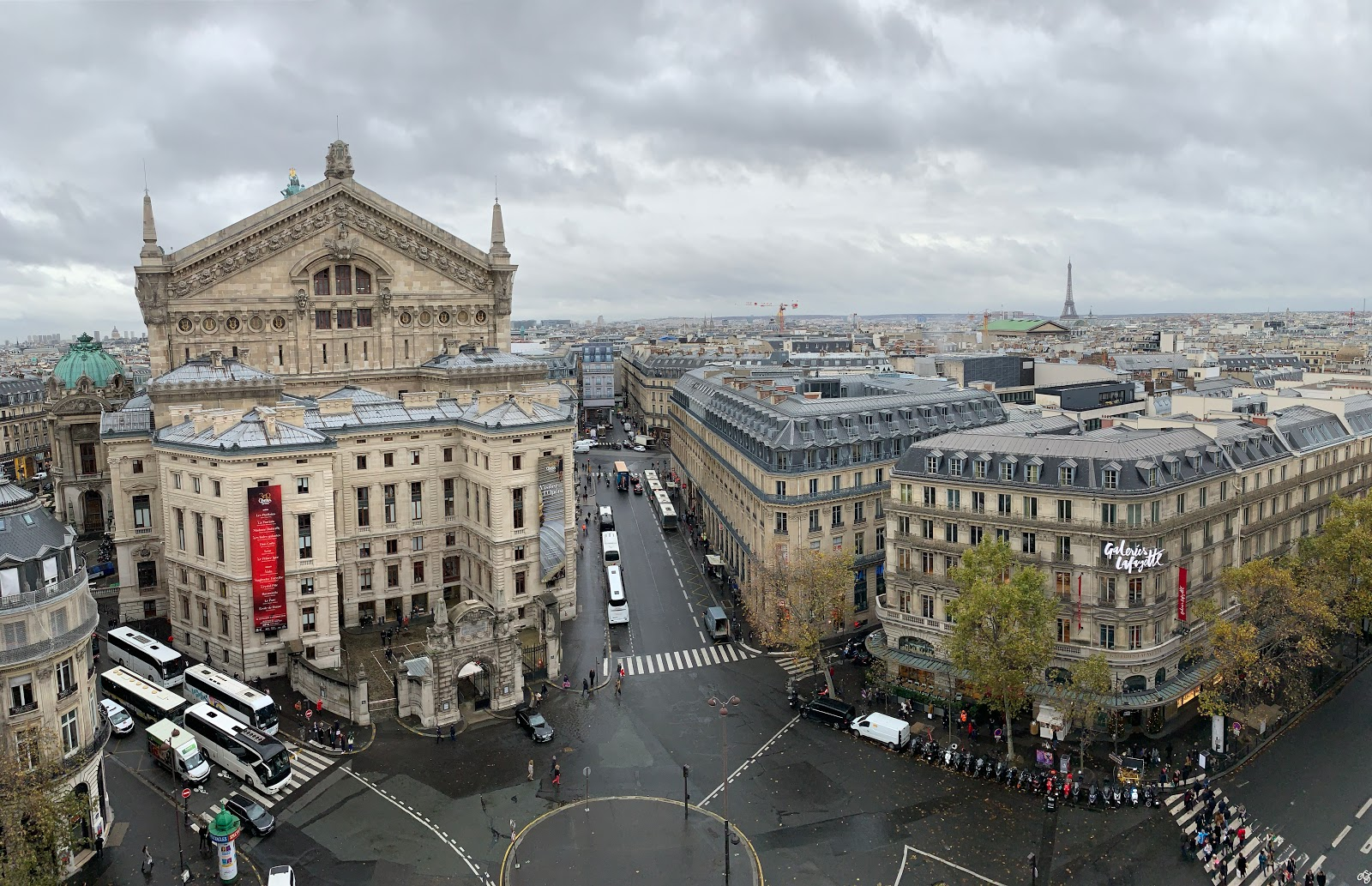 Galeries Lafayette Haussman