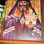 Визит владыки Феодосия с иконой. Visit of Bishop Theodosius with the Icon.